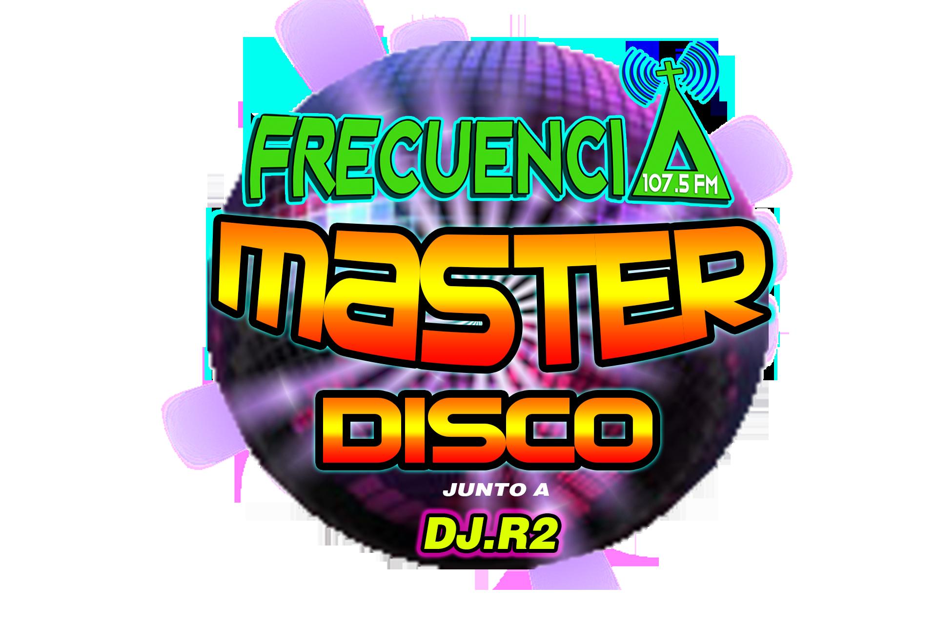 Frecuencia master disco